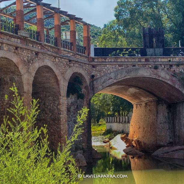 Puente de origen árabe